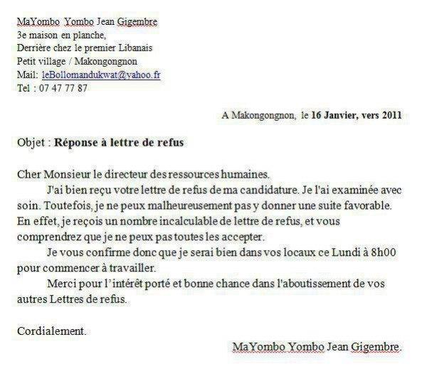 lettre de demission infirmier Objets trouvés sur la toile tome 1 | STAFFSANTÉ lettre de demission infirmier