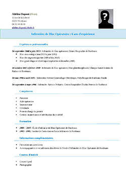 CV IBODE pdf